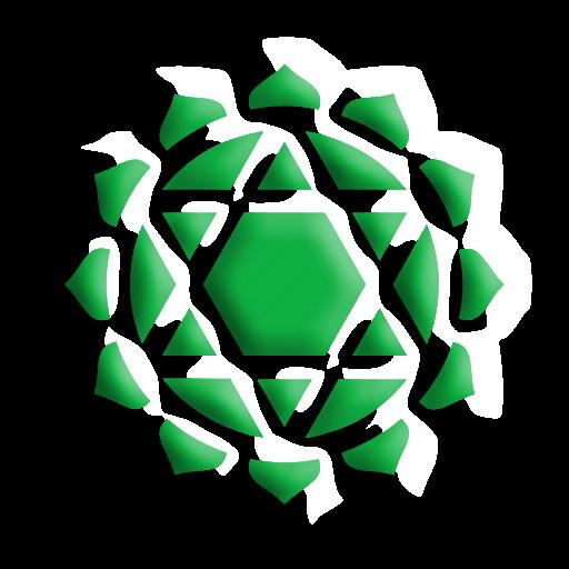 Szivcsakra szimbóluma